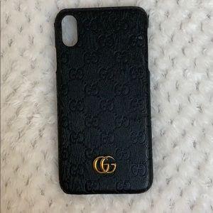 """""""Gucci"""" XS max case"""